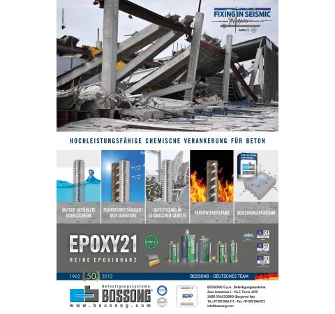 BOSSONG BCR EPOXY 21 SEISMIC C2